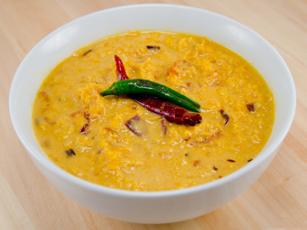Parippu Curry (Lentil)